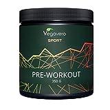 PRE WORKOUT Vegavero® Sport | Con tutti gli aminoacidi essenziali –...