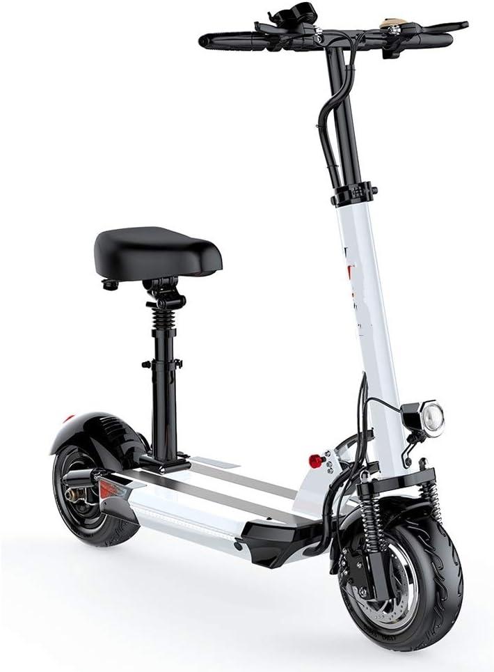 ZHANGCHUNLI Patinete 3 Ruedas Scooter para Niños Scooter eléctrico por Edad, Estructura de Ciudad del Viajero con el Peso Ligero Plegable de Crucero Rango de 30~60 kilometros