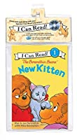The Berenstain Bears' New Kitten Book and CD (I Can Read Level 1)