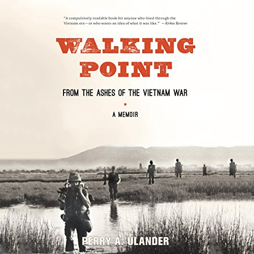 Walking Point audiobook cover art