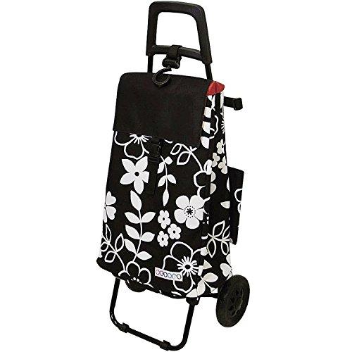 レップ(REP) ショッピングカート ブラック 容量40L 保冷 買い物 バッグ らくらく COCORO(コ・コロ) 424414