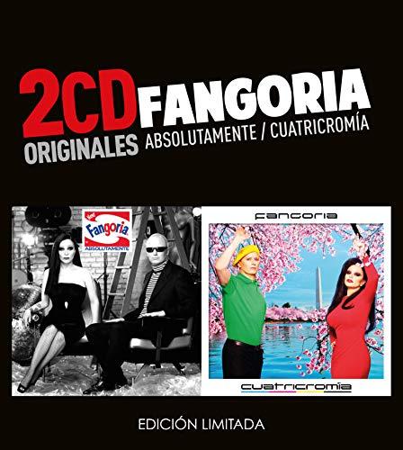 Fangoria -Absolutamente  /  Cuatricromia  (2 CD)