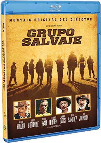Grupo Salvaje Blu-Ray [Blu-ray]