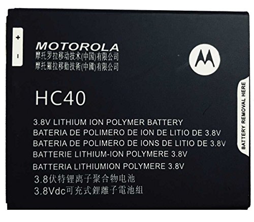 Bateria Compatible con Motorola Moto C HC40 2300 mAh