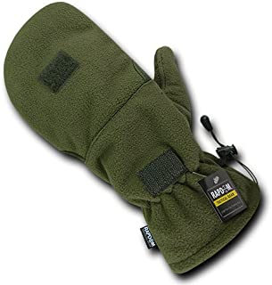 RAPDOM Tactical Fleece Shooter's Mittens