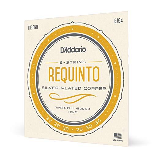 D'Addario EJ94 Requinto Cuerdas
