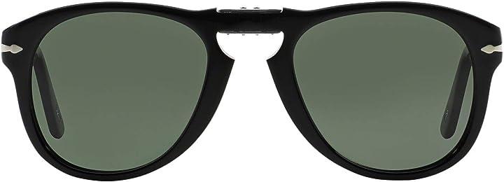 Occhiali pieghevoli persol occhiali da sole uomo modello 0714 B07S642HKJ
