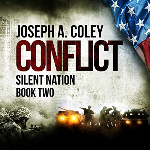 Conflict Audiobook By Joseph Coley cover art