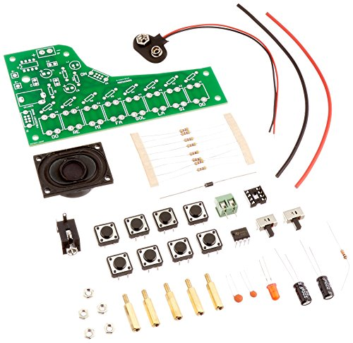 Electronic Piano Soldering Kit (Intermediate Level) by Electronix Express