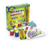 Crayola Washable Lids Paint Kit