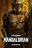The Mandalorian: Notebook College Rulled Notebook, Mandalorian Journal, Diary, Notepad (110 pages, 6...