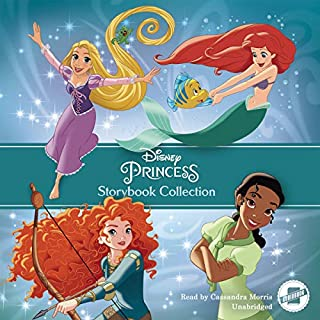 Disney Princess Storybook Collection                   By:                                                                                                                                 Disney Press                               Narrated by:                                                                                                                                 Cassandra Morris                      Length: 2 hrs and 18 mins     Not rated yet     Overall 0.0