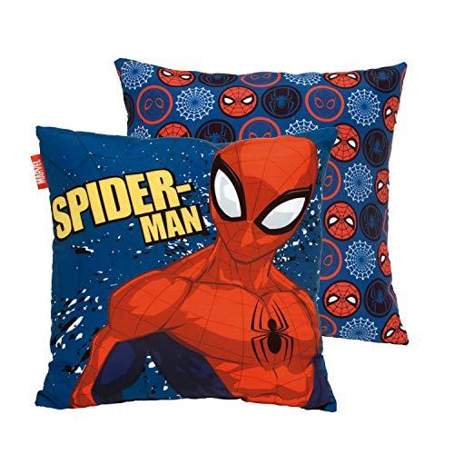 Cojín de 40x40cm de Marvel-Spiderman
