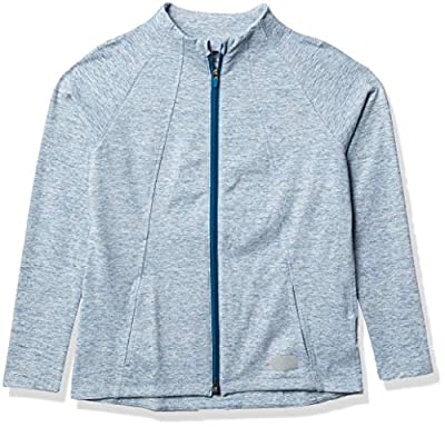 PUMA Golf 2020 Women's Cloudspun Warm Up Jacket, Digi-Blue, Large