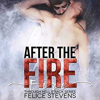After the Fire     Through Hell and Back, Volume 2              By:                                                                                                                                 Felice Stevens                               Narrated by:                                                                                                                                 Kale Williams                      Length: 10 hrs and 2 mins     92 ratings     Overall 4.7