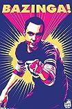 Trends International The Big Bang Theory Sheldon Wall Poster 22.375' x 34'