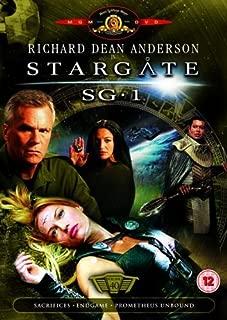 Stargate Sg-1 - Season 8 Volume 40 Zone 2 UK anglais uniquement anglais