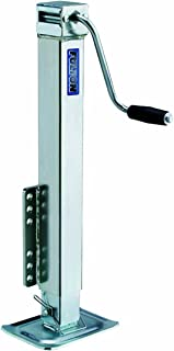 Fulton HD50000101 Bolt-On Trailer Tongue Jack with Drop Leg - 5000 lb. Weight Capacity