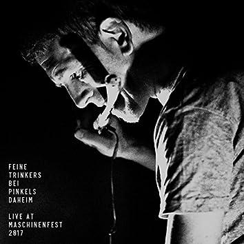 Live at Maschinenfest 2017