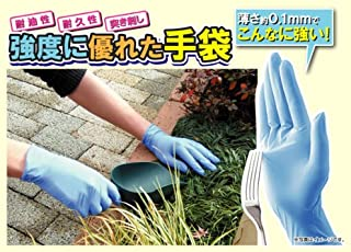ニトリル極うす手袋(100枚入り) Sサイズ