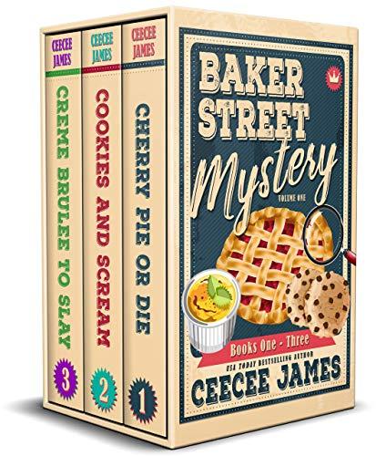 Georgie Tanner Mystery Series Box Set: Baker Street Cozy Mysteries 1-3