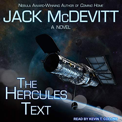 The Hercules Text audiobook cover art