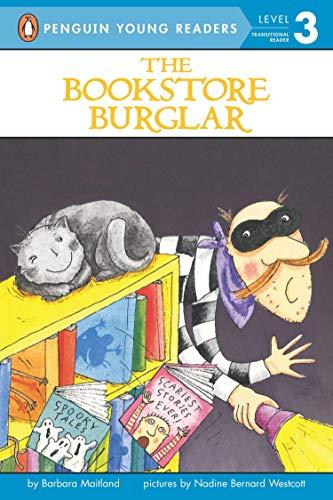The Bookstore Burglar (Penguin Young Readers, Level 3)の詳細を見る