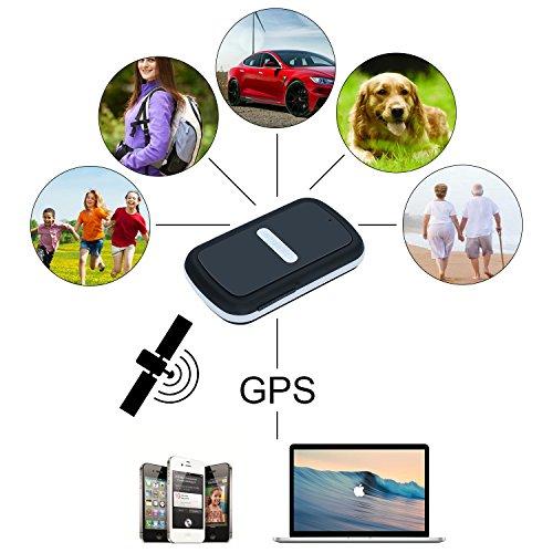 Incutex TK116 GPS Tracker zur Ortung von Personen und Fahrzeugen Peilsender Fahrzeugortung Abbildung 3