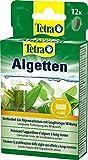 Tetra Algetten (12 pastillas), impide el crecimiento de todo tipo de algas