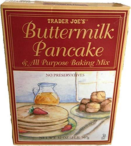 Trader Joe#039s Buttermilk Pancake amp All Purpose Baking Mix 32 oz Pack of 3