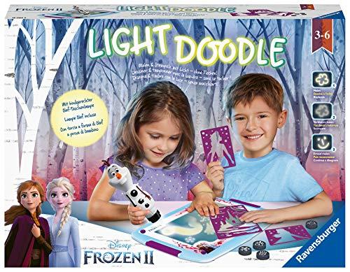 Ravensburger 18086 - Light Doodle Frozen 2