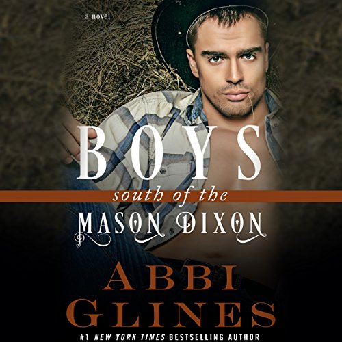 Boys South of the Mason Dixon audiobook cover art