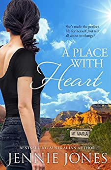 A Place With Heart (The Rangelands Book 2) by [Jennie Jones]