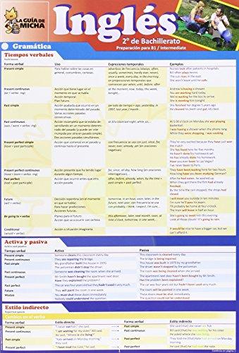 La Guía de Micha: Inglés B1, 2º de Bachillerato (Guia De Micha) - 9788493664039