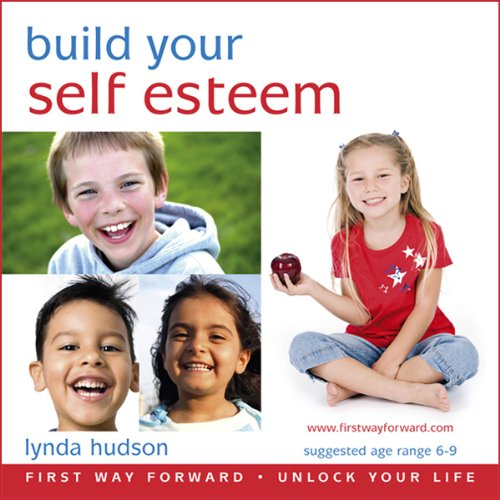 Build Your Self Esteem audiobook cover art