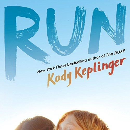 Run audiobook cover art