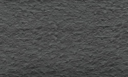Leather Fake Black Ostrich Upholstery Vinyl Fabric Per Yard 54' Wide BTY