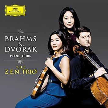Brahms & Dvořák Piano Trios