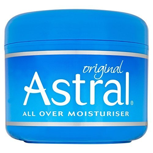 3 x Astral Original All Over Moisturiser 500ml by Astral