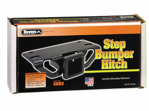 "Buyers Products SBH2 Step Bumper Hitch (with 2"" Receiver Opening)"
