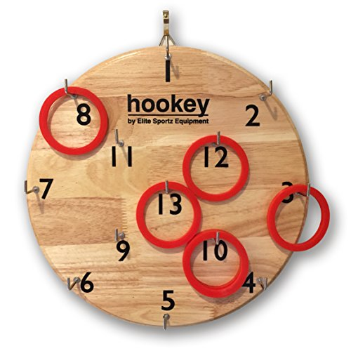 Elite Sportz Gifts for Men, Teens and Safe Games for Kids - Our Beautifully Finished Hookey Games...