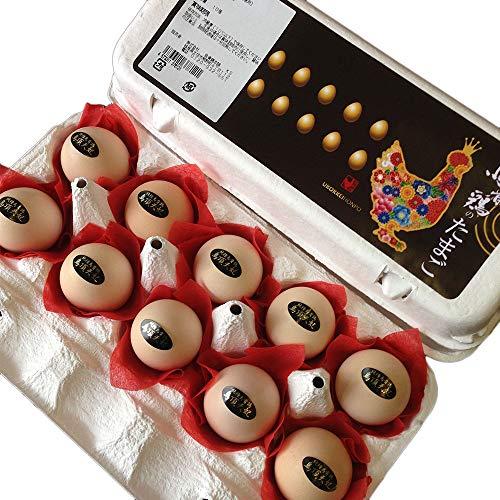 烏骨鶏卵モールド 10個 烏骨鶏本舗 希少価値が高く栄養価の高い烏骨鶏卵