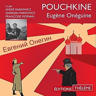 Couverture de Eugène Onéguine