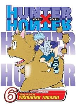 Hunter x Hunter Vol 6  NEN SENSE