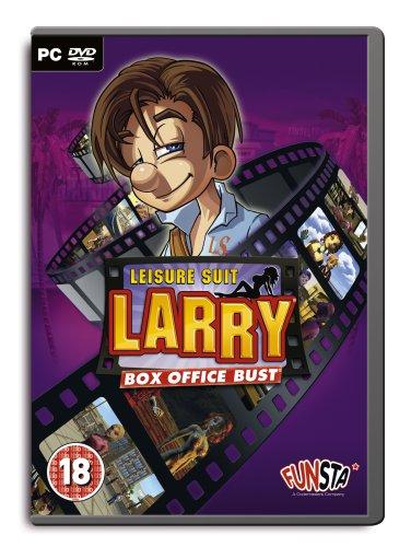 Leisure Suit Larry: Box Office Bust (PC CD) [Importación inglesa]