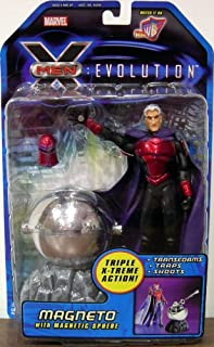 Best x men evolution magneto action figure Reviews