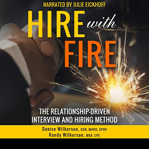 HIRE with FIRE cover art