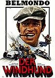 Jean-Paul Belmondo: Der Windhund (1979) | original
