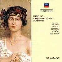 Fur Elise - Kempf Transcriptions & Encores by Wilhelm Kempff (2010-03-16)