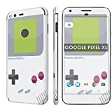 Decal Mania Skin Sticker [Matching Wallpaper] - [Game Boy] Compatible for Google [Pixel XL] [5.5' Screen Size]